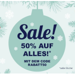 Eis.at – 50% Rabatt auf alles + viele kostenlose Artikel!