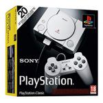 Sony PlayStation Classic Konsole + 20 Spiele inkl. Versand um 60,12 €