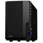 Synology DiskStation DS218+ NAS um 259 € statt 322,91 € – Bestpreis!