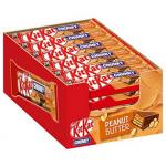 Nestlé KitKat ChunKy Peanut Butter 24 x 42 g ab 9,23 € statt 13,74 €