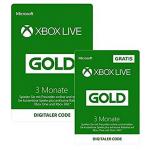 Xbox Live Gold 6 Monate um 19,99 € statt 36,28 €