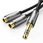 UGREEN Audiosplitter für 3,5mm Klinke um 2,34 € statt 6,99 €