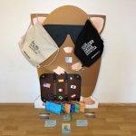 Urlaubshamster & Emirates Goodie Bag kostenlos auf der Ferien Messe