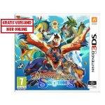 Monster Hunter Stories (3DS) um 17€ (auch auf Gamestop Eintauschliste)