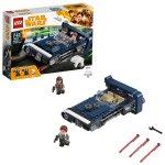 Lego Star Wars Han Solo's Landspeeder 75209 um 15€ statt 26€