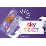 Sky Supersport – 1 Tag kostenlos – beim Kauf von 2 Milka Produkten