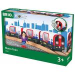 BRIO U-Bahn mit Licht und Sound um 10,71 € statt 25,43 €