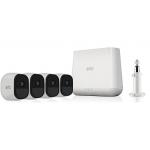 Netgear Arlo Pro Kit mit 4 Kameras um 569 € statt 758 € – Bestpreis!
