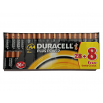 Duracell Plus Power AA Batterien 36 Stk um 15,99 € statt 27,99 €
