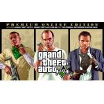 GTA V: Premium Online Edition [PC-Spiel] um 14,99 € statt 59,98 €
