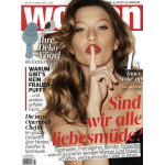 WOMAN Jahresabo (26 Ausgaben) um nur 20,36 € statt 67,86€!
