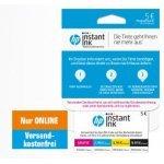 HP Instant Ink 5 € Guthaben Karte inkl. Versand um 3,33 € statt 5 €