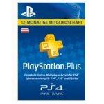 PlayStation Plus Mitgliedschaft – 12 Monate um 41,99 € statt 59,99 €