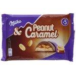 65x Milka Riegel Peanut Caramel (37g) um 16,30 € statt 21,97 €