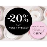 Douglas: 20 % Rabatt Augen-Pflege (mit Beauty Card)