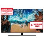 Samsung NU8000 72″ & 82″ Premium UHD TVs + Soundbar ab 1449 €