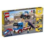 LEGO Creator 3in1 – Stunt-Truck-Transporter um 25 € statt 38,90 €
