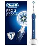 Oral-B Pro 2 2000N Elektrische Zahnbürste um 37,99 € statt 48,99 €