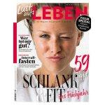 Lust aufs LEBEN Jahresabo (11 Ausgaben) um nur 12,55 € statt 35,86 €!