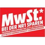 Media Markt MwSt sparen – 16,67% Rabatt auf Weißwaren!