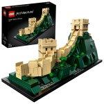 LEGO Architecture – Die Chinesische Mauer um 29,95 € statt 38,45 €