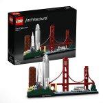 LEGO Architecture – San Francisco (21043) um 30,49 € statt 35,94 €