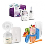Philips Avent Babyprodukte in Aktion bei Amazon (nur heute)