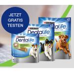 Purina Dentalife Zahnpflege-Snack für Hunde Probe GRATIS