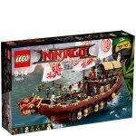 Lego Ninjago Movie – Ninja-Flugsegler (70618) um 99,99 € statt 124,98 €
