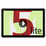 Huawei MediaPad M5 Lite 10 32GB WiFi & LTE ab 199 € statt 258 €