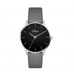 s.Oliver Damen Analog Armbanduhr bei Amazon um 54,99€ statt 84,96€