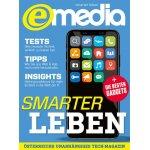 emedia Jahresabo (12 Ausgaben) um nur 16,20 € statt 54 €!