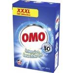 Omo Pulver Vollwaschmittel 100 WL um 9,99 € (=10 Cent je Waschgang)