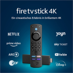 Fire TV Stick 4K Ultra HD + Alexa-Sprachfernbedienung um 40€ statt 60€
