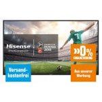 Hisense H55A6100 55″ 4K Ultra HD TV um 366 € statt 598 €
