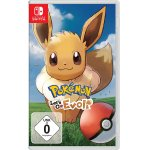 Pokémon: Let´s Go, Evoli! [Nintendo Switch] um 29,99 € statt 44,99 €