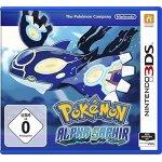 Pokémon Alpha Saphir (3DS) & Pokemon X od. Y (3DS) um je 19,99 €