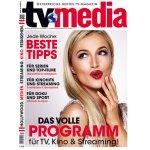 tv-media Jahresabo (52 Ausgaben) um nur 32,94 € statt 109,80 €!