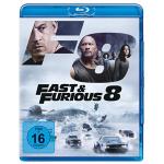 Fast & Furious 8 [Blu-Ray] um 3,29 € statt 5,99 € – neuer Bestpreis!