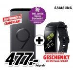 Samsung Galaxy S9+ Duos inkl. Gear Fit 2 Pro um 477 € (MM Wien Mitte)