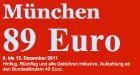 Für schnell entschlossene: um 89€ von Wien nach München oder Budapest (und retour)@ Austian