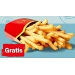 McDonald's – GRATIS große Pommes Frites (Gutschein in der App)