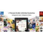 Kindle Unlimited 2 Monate kostenlos testen (Neu- und ehemalige Kunden)