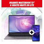 Huawei Matebook 13 + Huawei Mate 20 Lite um 899,10 € statt 1.264,94 €