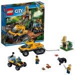 LEGO City 60159 – Mission mit dem Dschungel-Halbkettenfahrzeug um 17,99 € statt 22,98 €