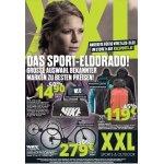 XXLSports – neues Prospekt mit sehr guten Preisen bis 31.03.2019