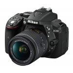 Nikon D5300 Spiegelreflexkamera mit Objektiv AF-P DX 18-55 VR inkl. Versand um 399 € statt 533,99 € (neuer Bestpreis)