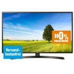 LG 65UK6400 65 Zoll UHD 4K Smart TV + LG SK5 2.1 Soundbar um 777 €