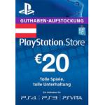 PlayStation Store Card 20 € inkl. Versand um nur 13,83 € bei ebay