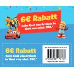 Smyths Toys – 6 € Rabatt ab 25 € Einkaufswert – online und in den Stores!